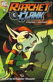 Ratchet & Clank #5 (of 6)