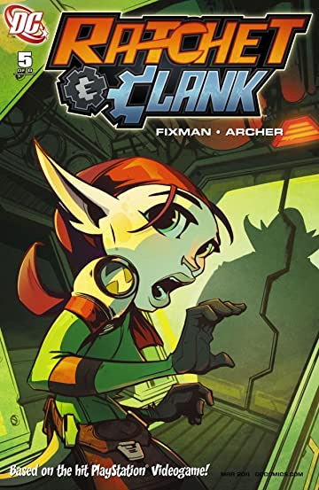 Ratchet & Clank #5 (of 6)