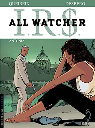All Watcher Tome 1: Antonia