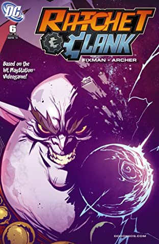 Ratchet & Clank #6 (of 6)