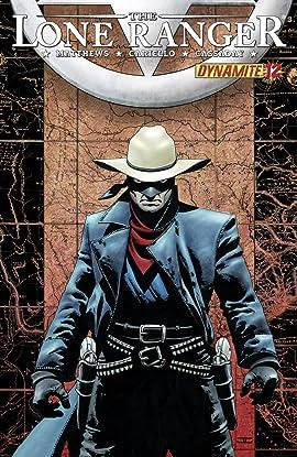 The Lone Ranger Vol. 1 No.12
