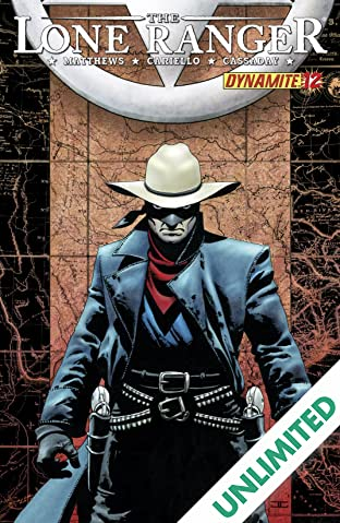 The Lone Ranger Vol. 1 #12