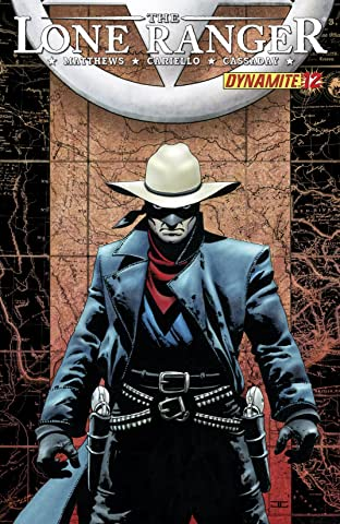 The Lone Ranger #12