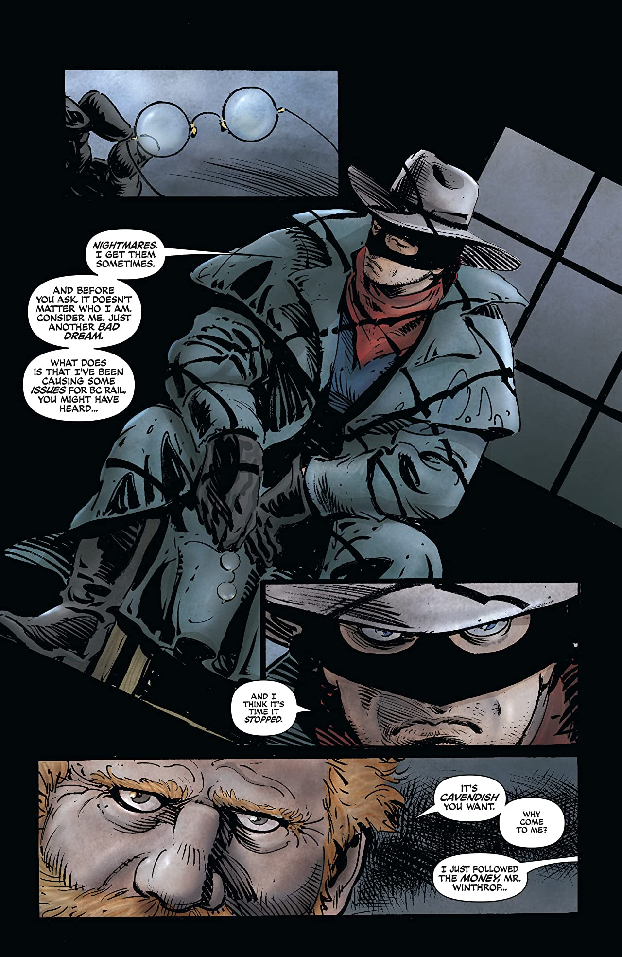 The Lone Ranger #12