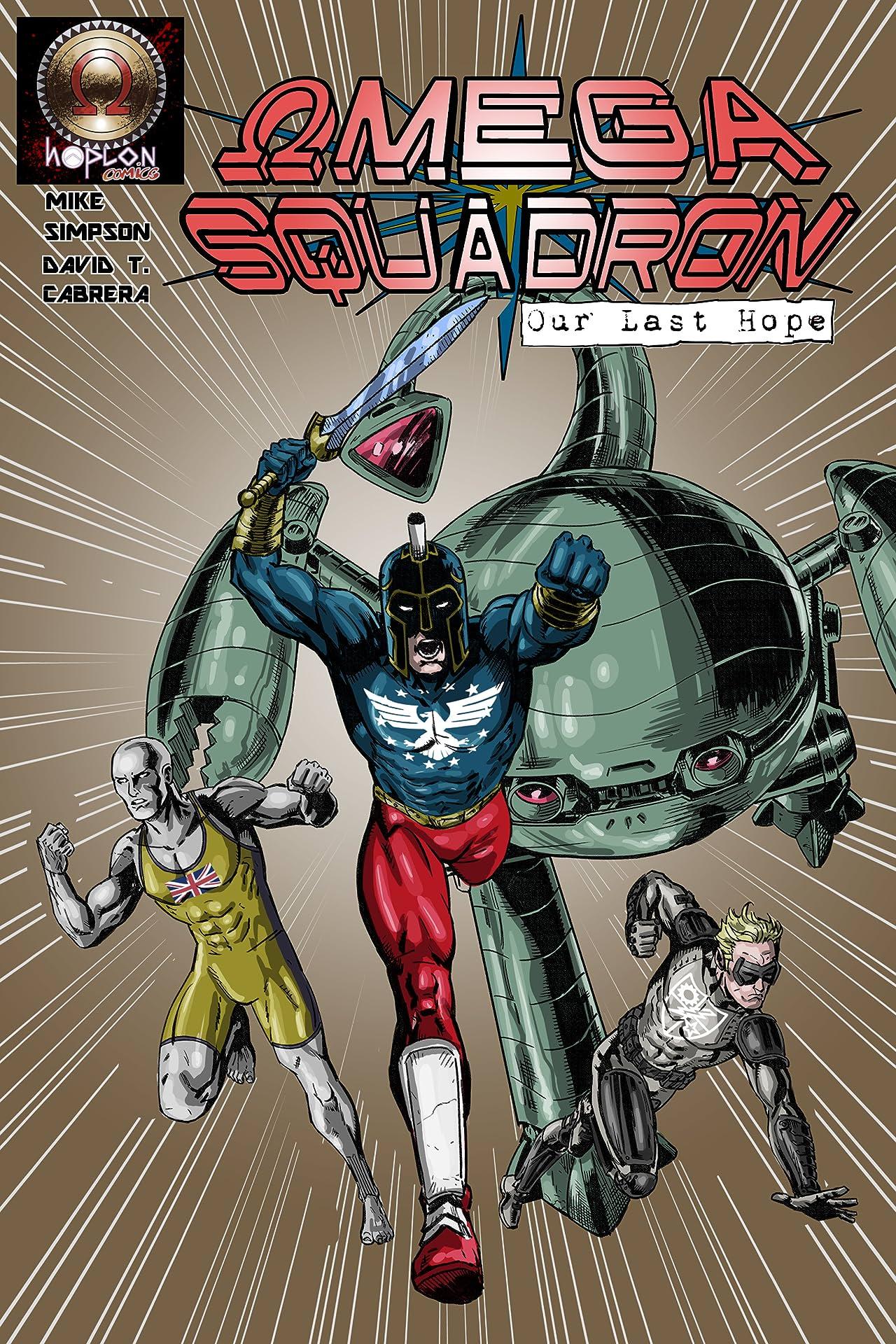 Omega Squadron #1