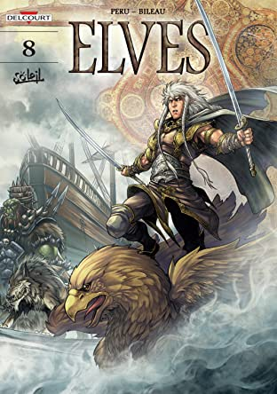 Elves Tome 8: The Last Shadow