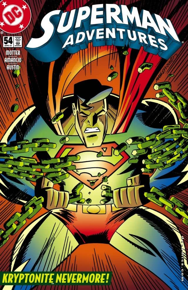 Superman Adventures (1996-2002) #54