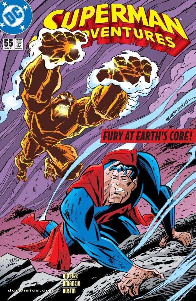 Superman Adventures (1996-2002) #55