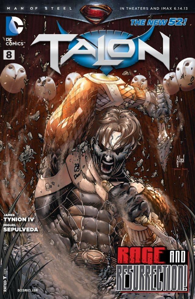 Talon (2012-2014) #8