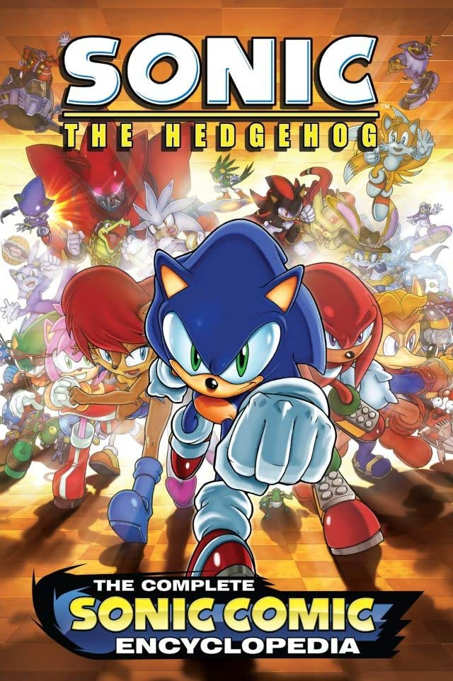 The Complete Sonic Comic Encyclopedia