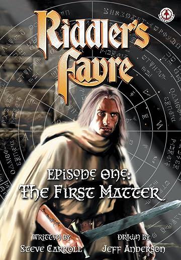 Riddler's Fayre: Book 1