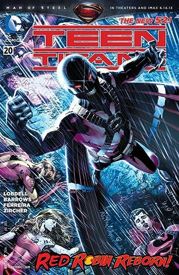 Teen Titans (2011-2014) #20