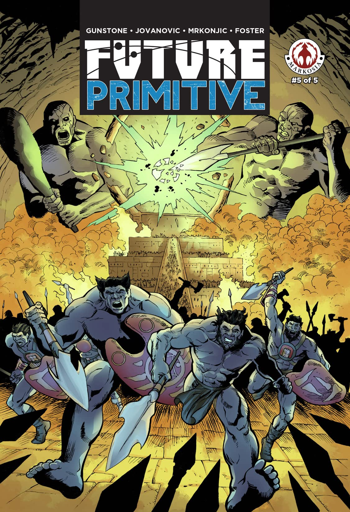 Future Primitive #5