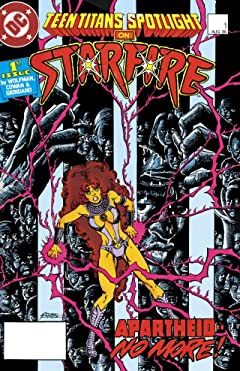 Teen Titans Spotlight (1986-1988) #1