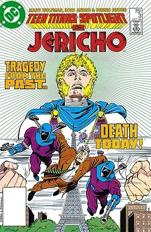 Teen Titans Spotlight (1986-1988) #3