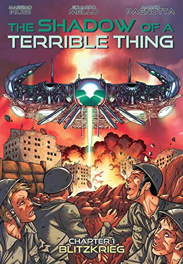 The Shadow of a Terrible Thing #1