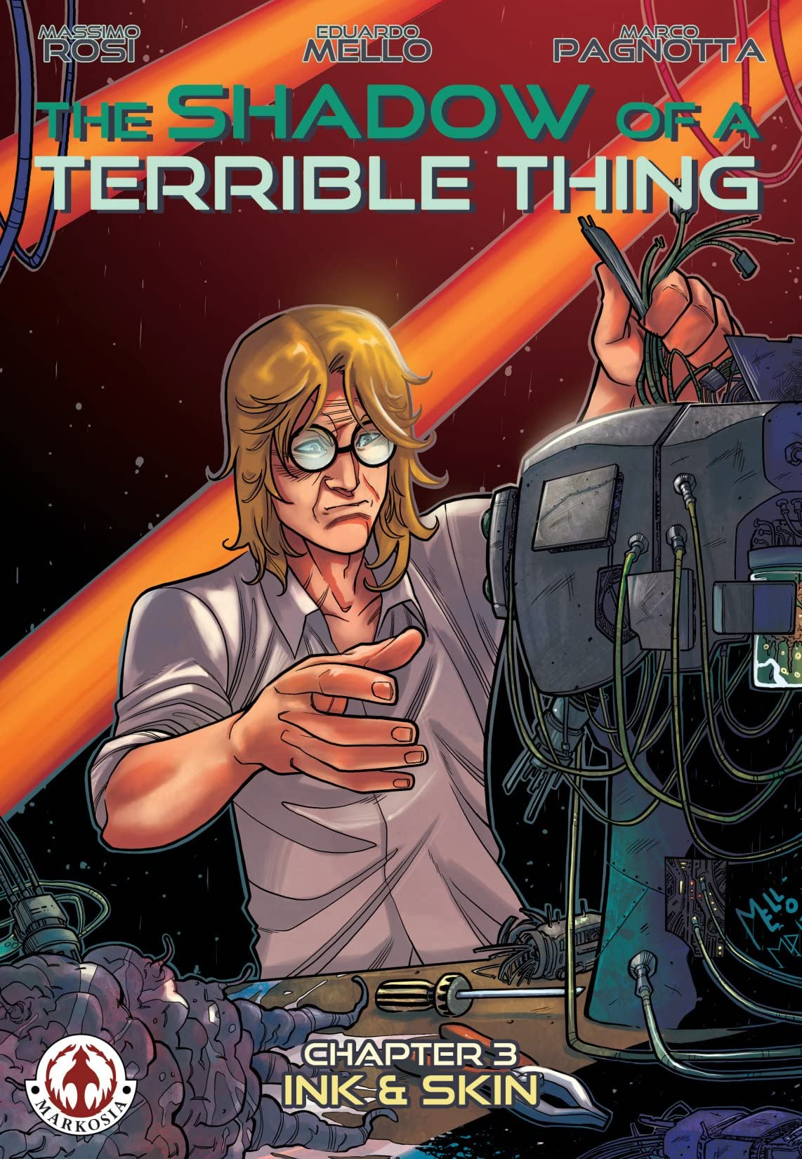 The Shadow of a Terrible Thing #3