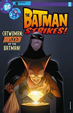 The Batman Strikes! #6