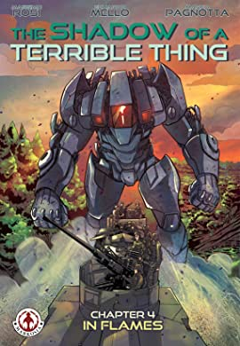 The Shadow of a Terrible Thing #4