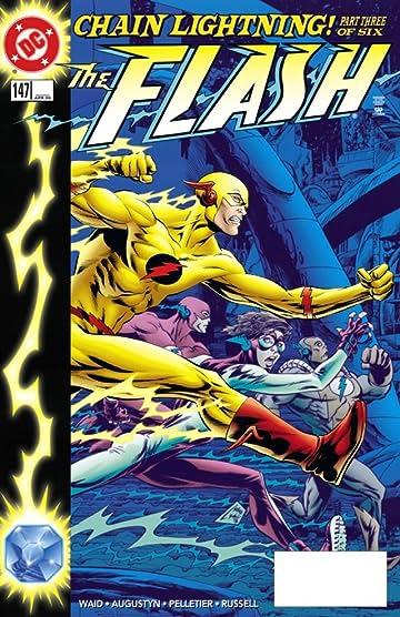 The Flash (1987-2009) #147