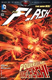 The Flash (2011-2016) #20