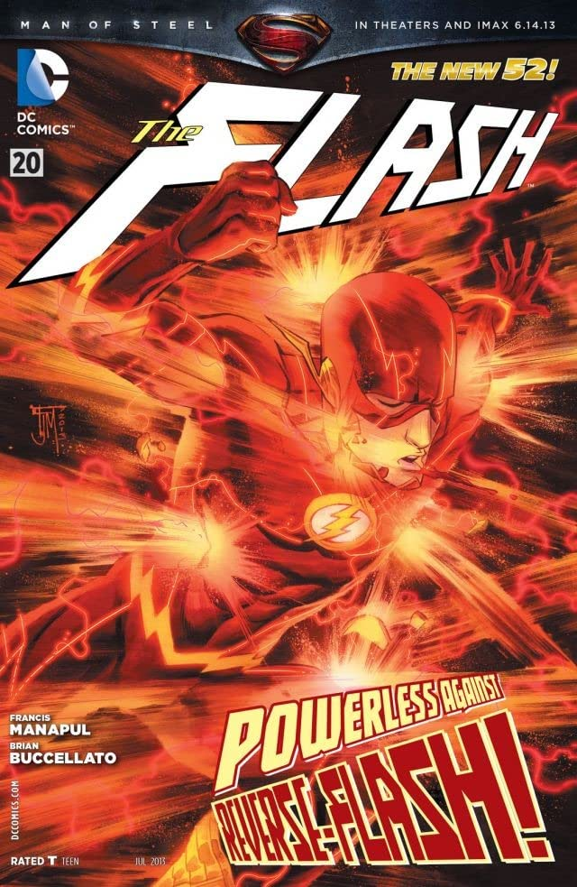 The Flash (2011-) #20