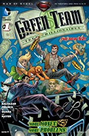 The Green Team: Teen Trillionaires #1