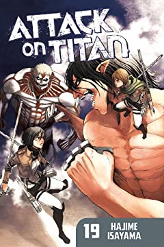 Attack on Titan Vol. 19