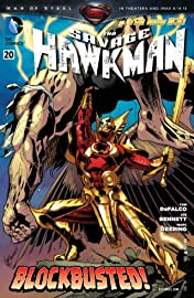 The Savage Hawkman (2011-2013) #20