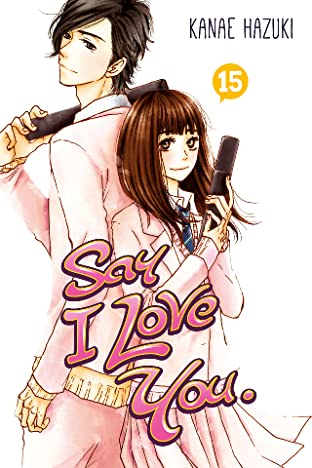 Say I Love You. Vol. 15