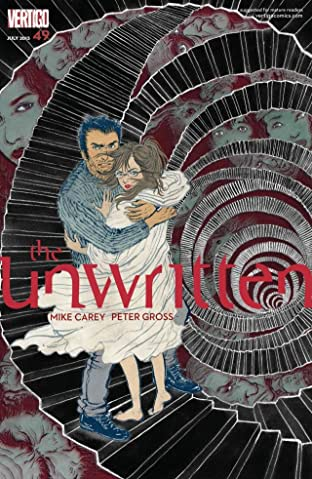The Unwritten #49