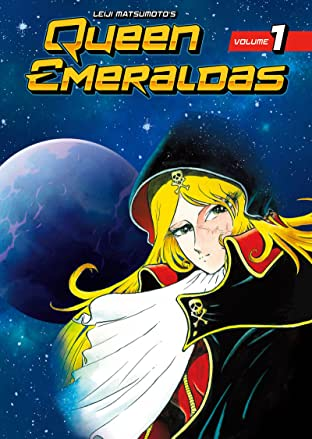 Queen Emeraldas Tome 1