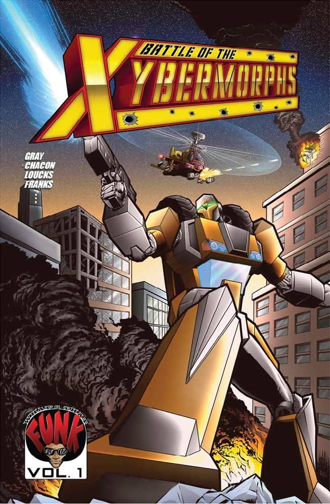 Battle of the Xybermorphs #1