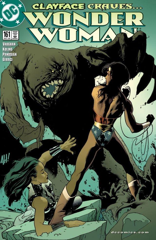 Wonder Woman (1987-2006) #161