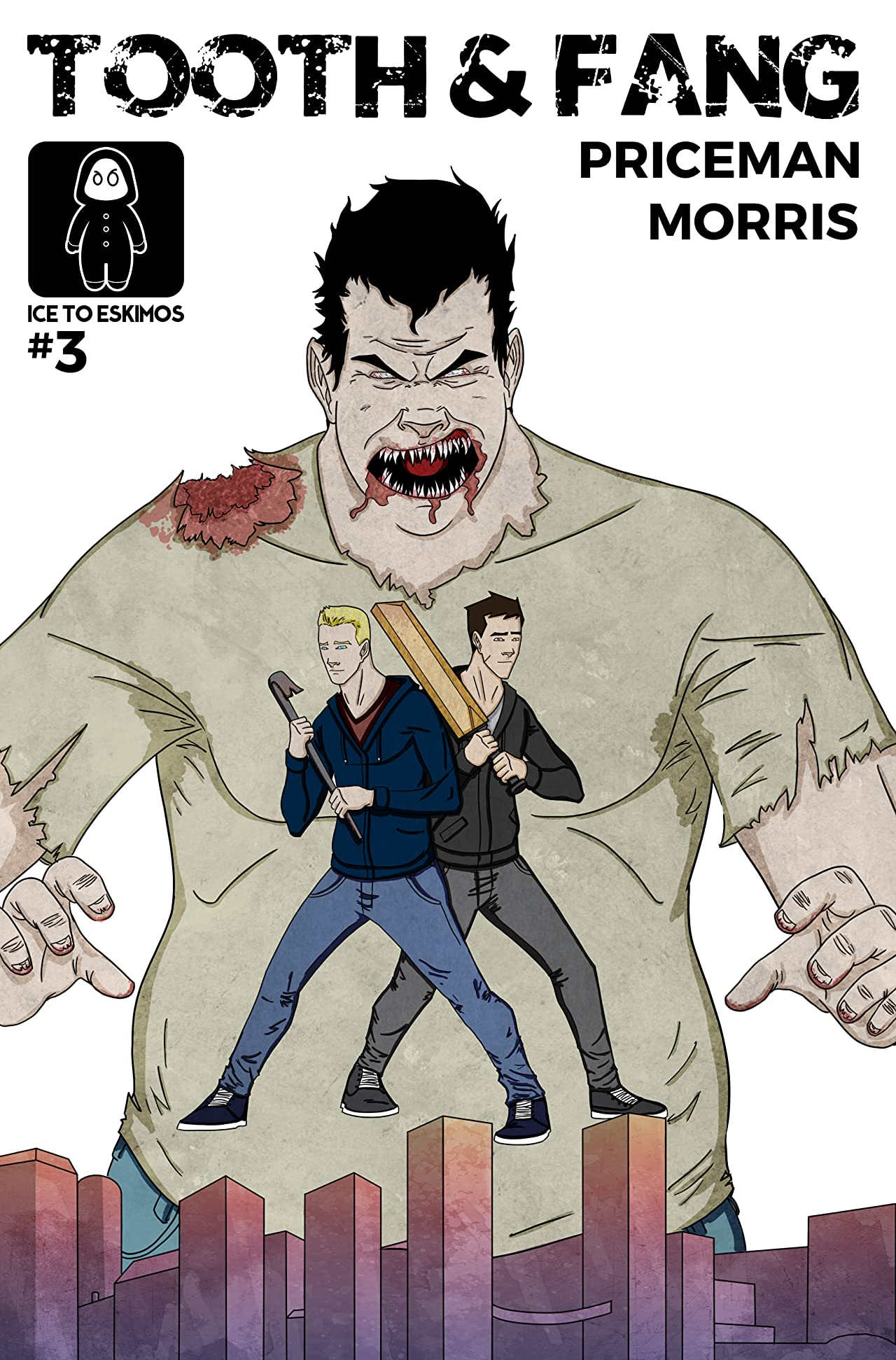 Tooth & Fang #3