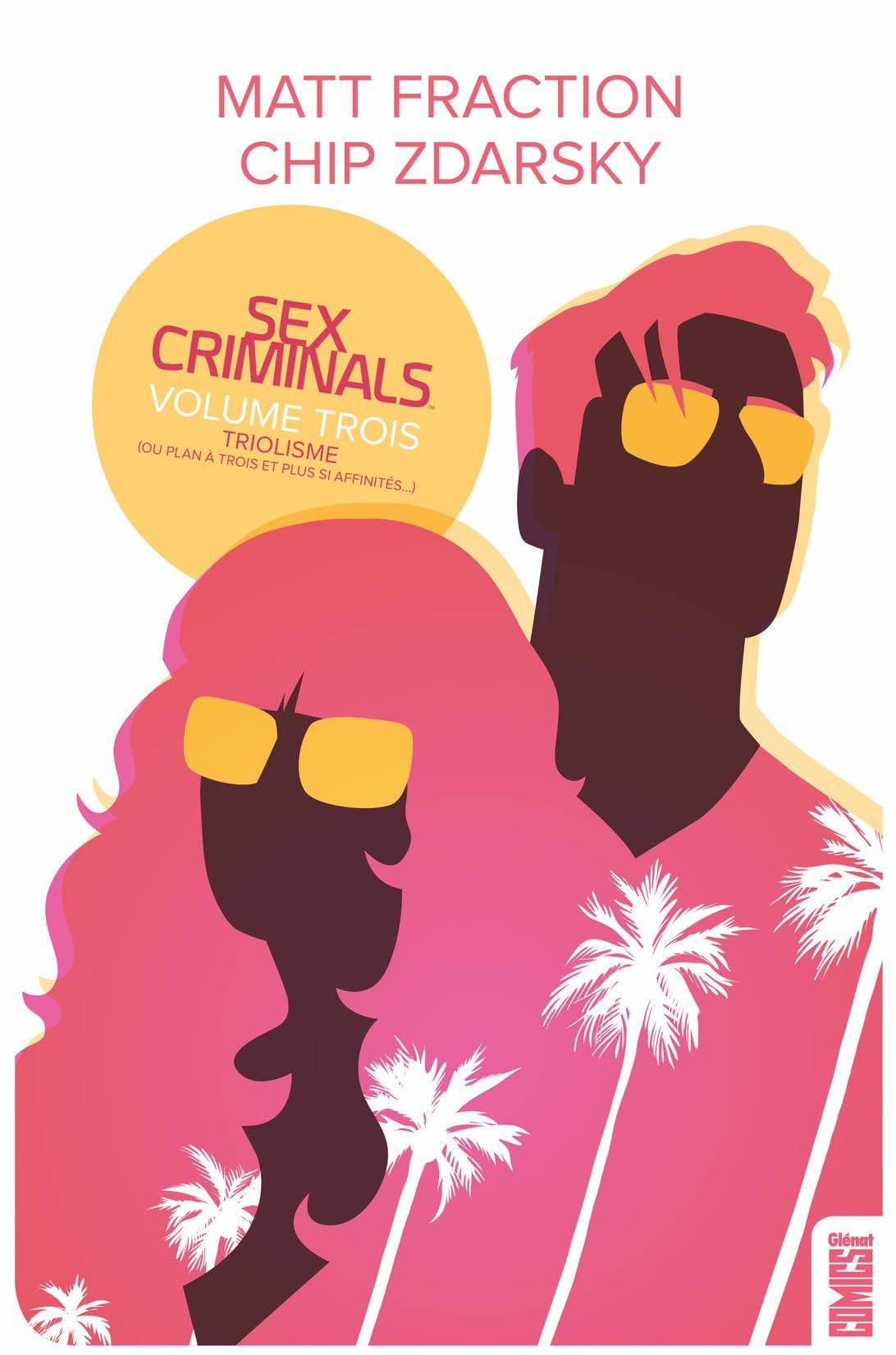 Sex Criminals Vol. 3: Triolisme