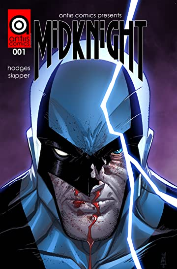 Antiis Comics Presents #1