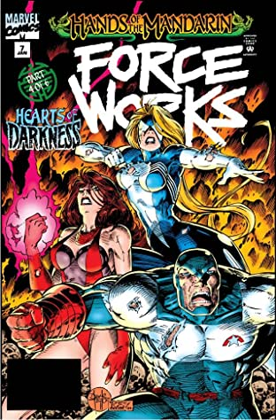 Force Works (1994-1996) #7