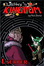Latchkey Kingdom #1