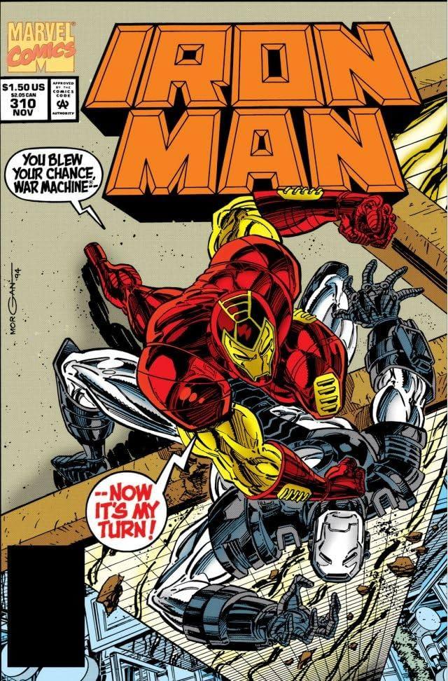 Iron Man (1968-1996) #310