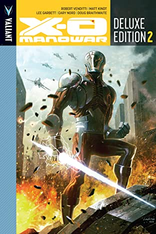 X-O Manowar Deluxe Edition Tome 2