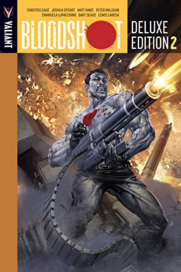 Bloodshot Deluxe Edition Tome 2