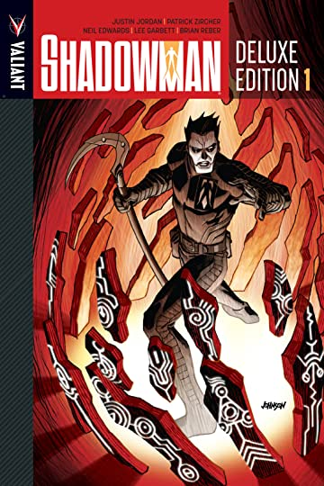 Shadowman Deluxe Edition Vol. 1