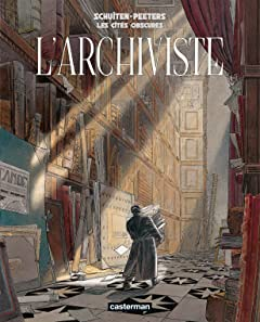 Les Cités Obscures: L'Archiviste