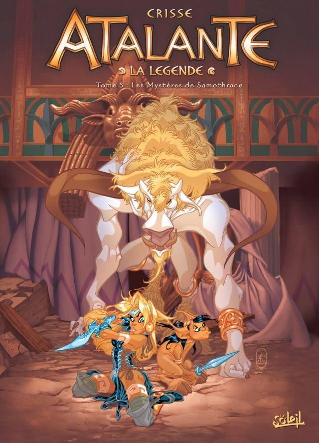 Atalante Tome 3: Les Mystères de Samothrace