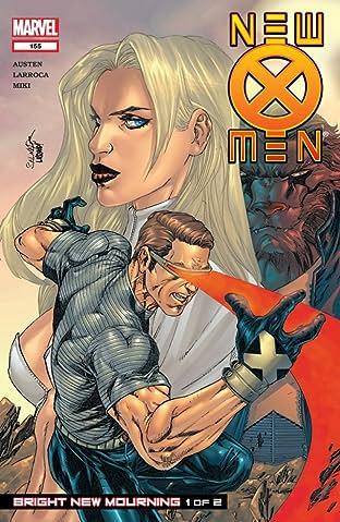New X-Men (2001-2004) #155
