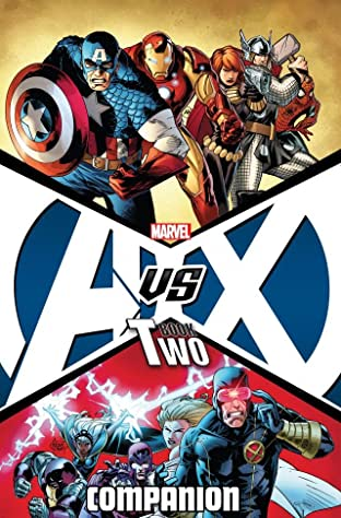 Avengers vs. X-Men Companion Book Two