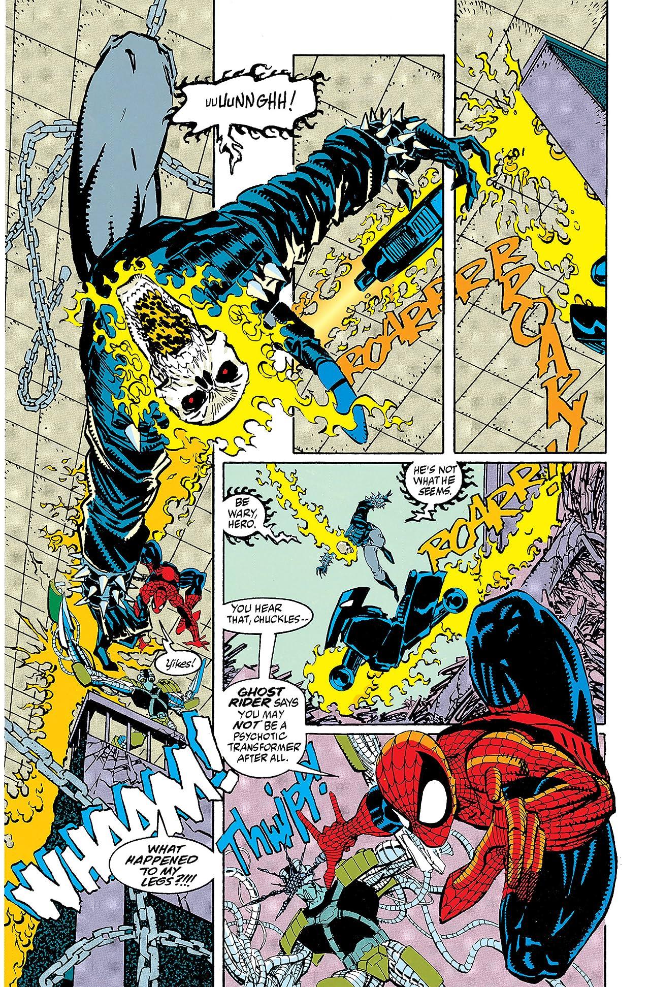 Spider-Man (1990-1998) #18