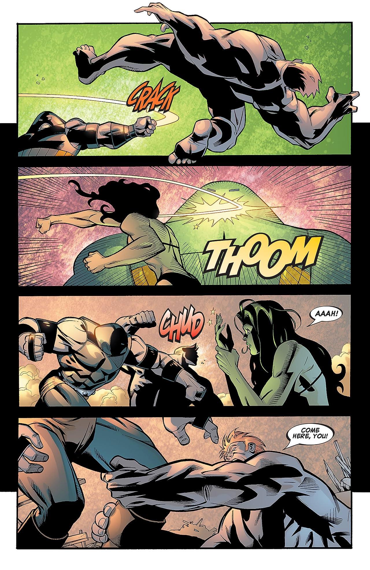 Uncanny X-Men (1963-2011) #436