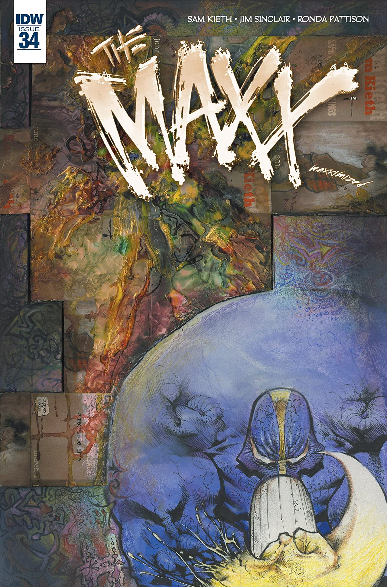 The Maxx: Maxximized #34